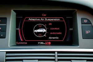 adaptive air suspension-M