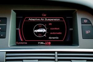 adaptive air suspension-M